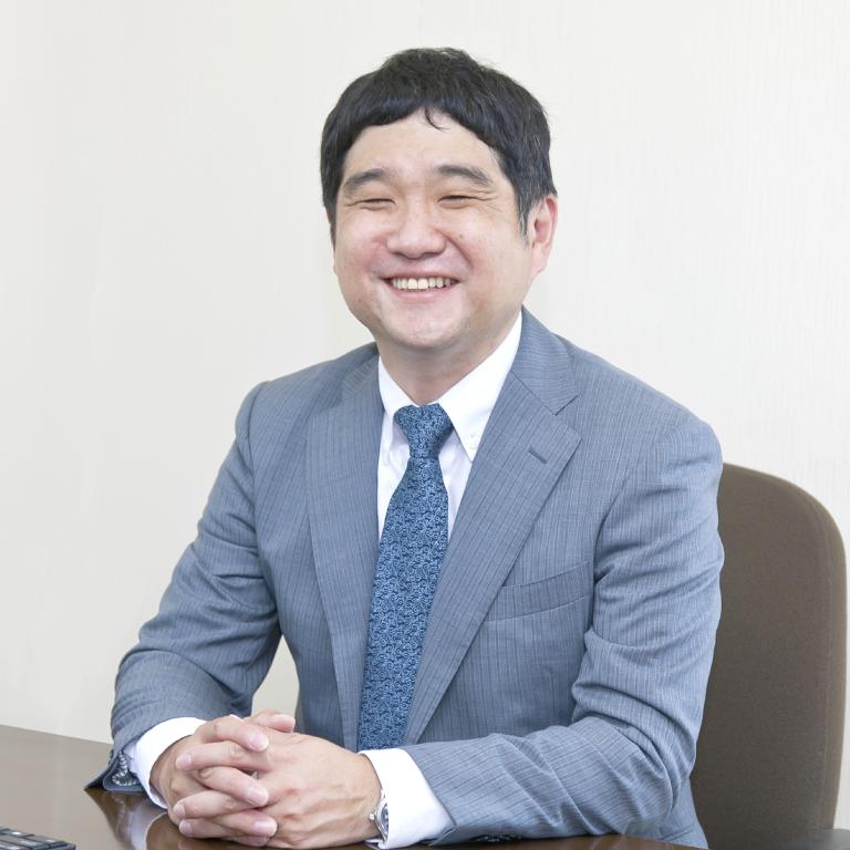 代表取締役社長 小林 三郎